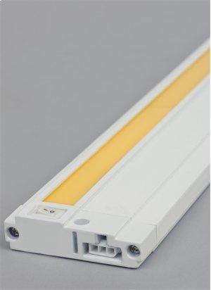 White Unilume LED Slimline Product Image