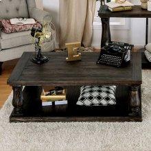 Keira Coffee Table W/ Wood Top