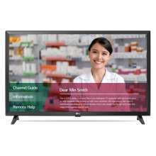 32'' LU340L Series Long Term Care TV with Public Display Mode, USB Cloning & Auto Playback
