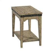 Plank Road Artisans Chairside Table