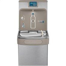 Elkay Enhanced EZH2O Bottle Filling Station & Single ADA Cooler, Filtered 8 GPH Stainless