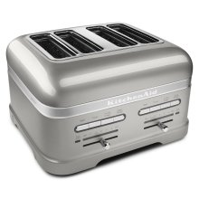 Pro Line® Series 4-Slice Automatic Toaster Sugar Pearl Silver