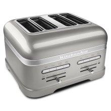 Pro Line® Series 4-Slice Automatic Toaster Sugar Pearl Silver