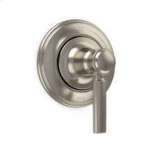Keane Two-Way Diverter Trim with Off - Brushed Nickel