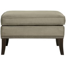 Kingston Ottoman in Mocha (751)