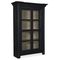 Dining Room Ciao Bella Display Cabinet- Black Product Image