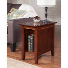 Nantucket Chair Side Table Walnut