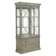 Savona Larsson Display Cabinet Complete