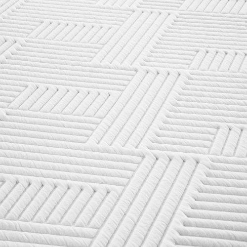 Wellsville 8 Inch Gel Foam Mattress Split Cal King