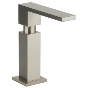 "Elkay 2-1/2"" x 5"" x 5-1/2"" Soap / Lotion Dispenser, Chrome (CR) Product Image"