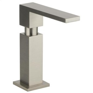 "Elkay 2-1/2"" x 5"" x 5-1/2"" Soap / Lotion Dispenser, Chrome (CR) Product Image"