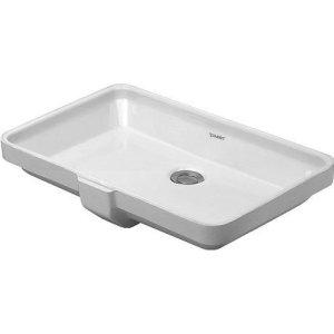White 2nd Floor Vanity Basin