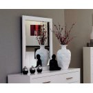 Jessica White Dresser Mirror Product Image