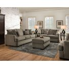 3650 - Cornell Pewter Sofa Product Image