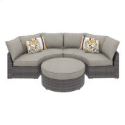 Spring Dew - Gray 3 Piece Patio Set Product Image