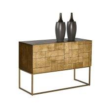 Sage Sideboard - Gold