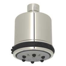 "Polished Nickel 3"" Quintek Multi-Function Showerhead"
