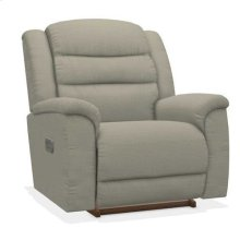 Redwood Power Rocking Recliner w/ Head Rest and Lumbar