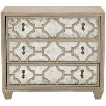 Santa Barbara Nightstand in Sandstone (385)