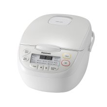5 Cup Uncooked (1L) Rice and Grains Multi-Cooker - White - SR-CN108