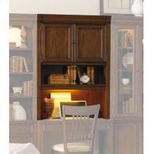 Home Office Cherry Creek Wall Desk Hutch