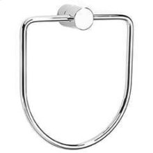 Chrome Plate Towel ring