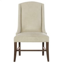 Slope Leather Arm Chair in Cocoa