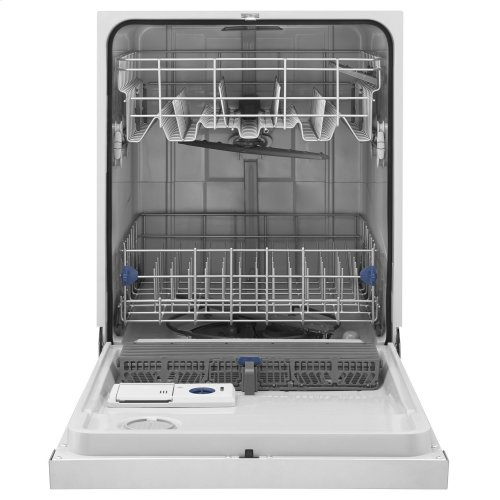 ENERGY STAR® certified dishwasher with Sensor cycle White