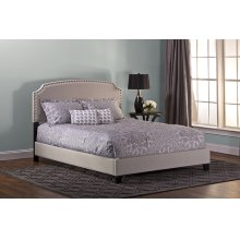 Lani Bed Kit - Twin - Light Linen Gray