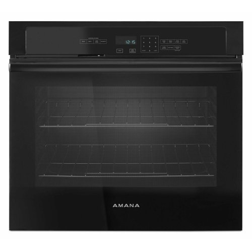 4.3 cu. ft. SIngle Thermal Wall Oven - Black