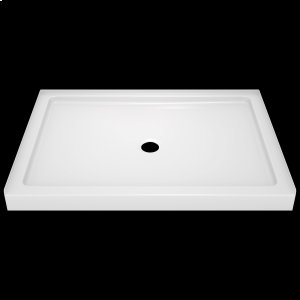 "High Gloss White 48"" X 34"" Shower Base Product Image"