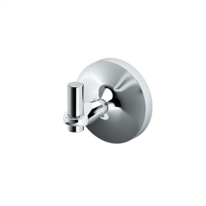 Dove Robe Hook in Chrome Product Image