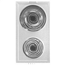 Designer Line Coil Element Cartridge Stainless Steel