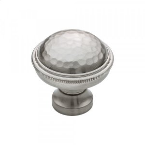 Artworth Knob 1 1/4 Inch Brushed Satin Nickel Product Image