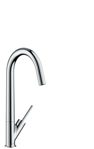 Chrome Single lever kitchen mixer 300 with swivel spout Product Image