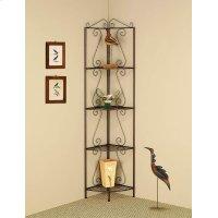 Copper Corner Bookcase Product Image