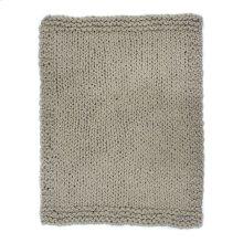Abuela Wool Throw Sand