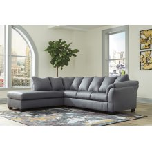 Darcy - Steel 2 Piece Sectional