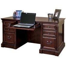 Efficiency Double Pedestal Desk
