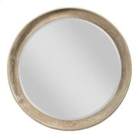 Symmetry Round Mirror Product Image