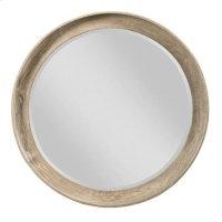 Symmetry Round Mirror Product Image