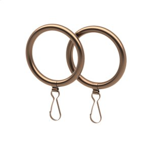 Curtain Ring in Bronze Product Image