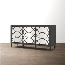 Antiquities Tiffany Three Door Console