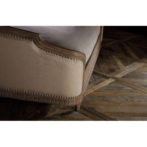 Bedroom 5/0 Uph Shelter Bed Footboard