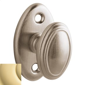 Non-Lacquered Brass 6732 Turn Piece