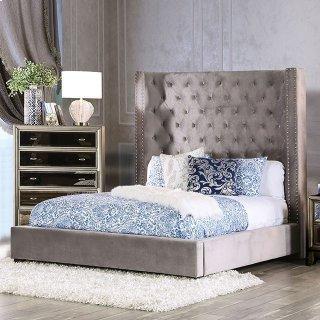 Queen-Size Mirabelle Bed
