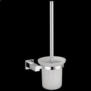Chrome Toilet Brush Holder Product Image