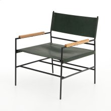 Emerald Natural Cover Jack Leather Chair