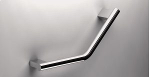 Chrome Grab Bar Angular Lux Product Image