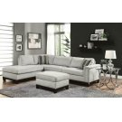 Mason Casual Blue Grey Sofa Product Image